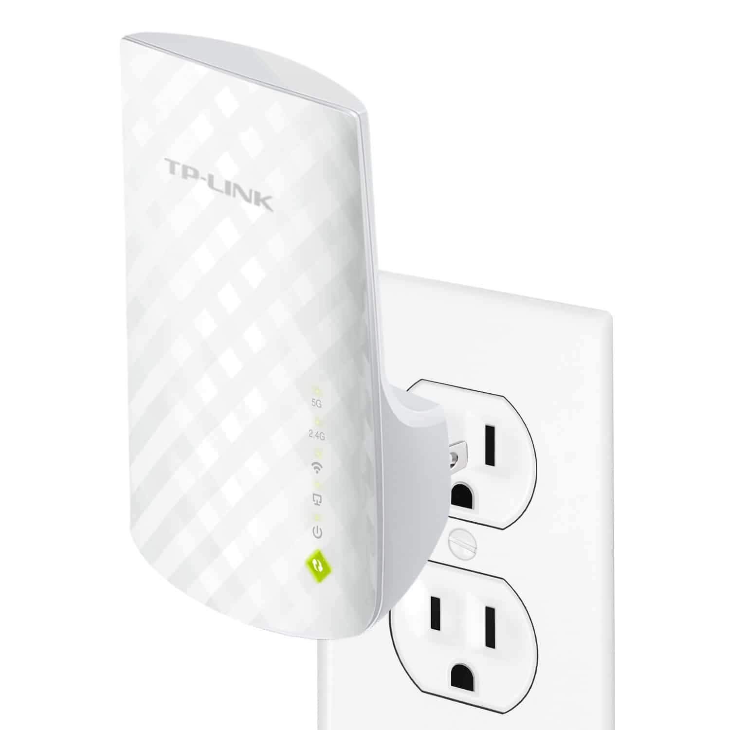 TP-Link AC750 Dual Band WiFi Range Extender