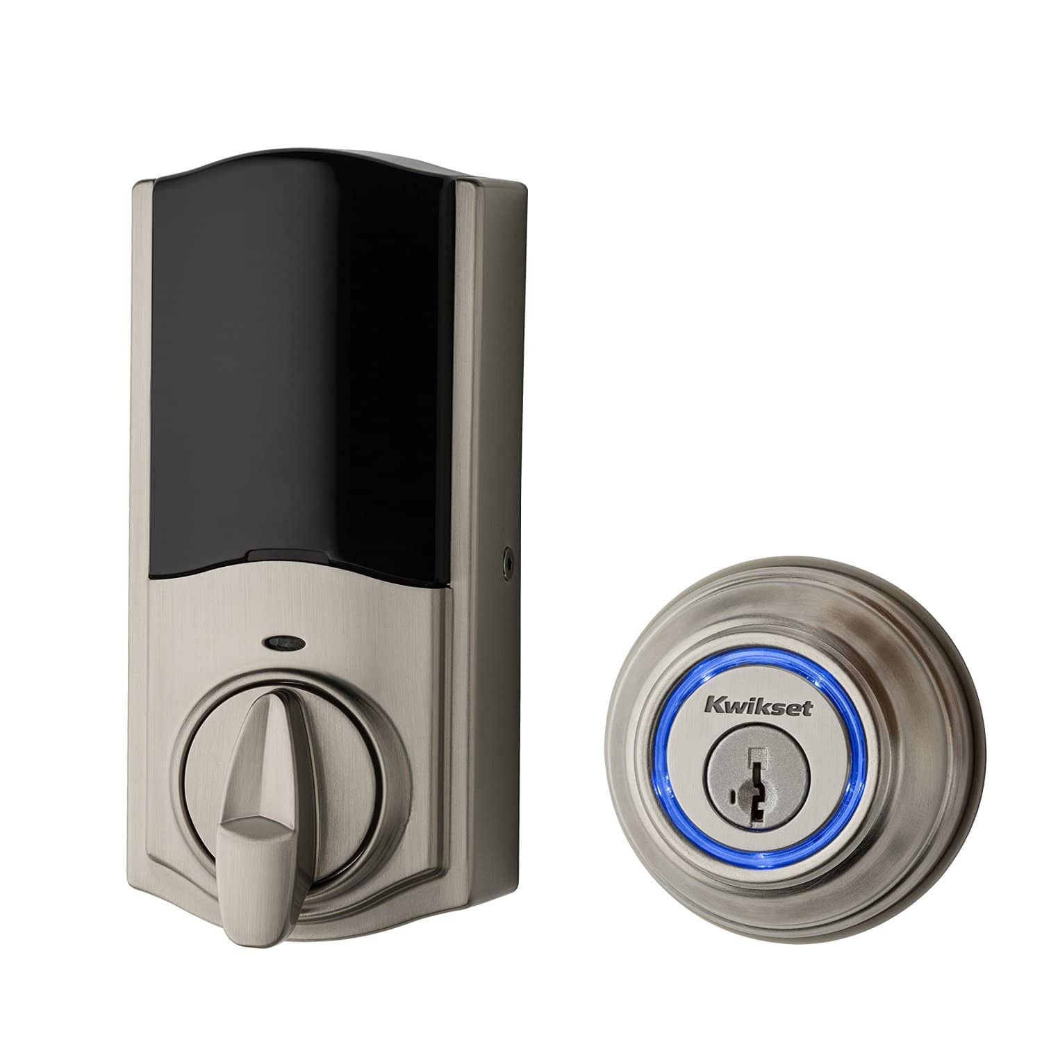 watch review z lock deadbolt youtube door zigbee kwikset wave touchscreen