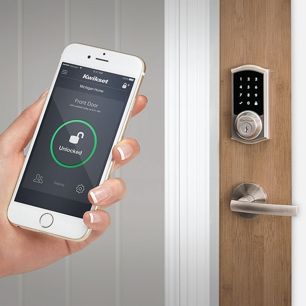 best smart door locks - mobile - 600x600