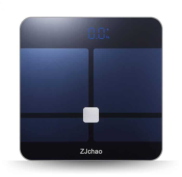 you can't have a list of smart gym gadgets without a smart weight scale
