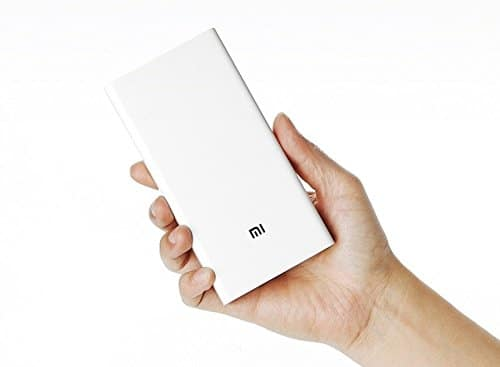 Xiaomi Power Bank 20000 mAh Dual USB Port External Battery Charger Pack
