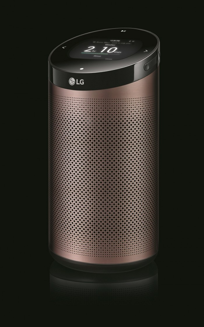 LG SMART HOME ECOSYSTEM WITH SMARTTHINQ