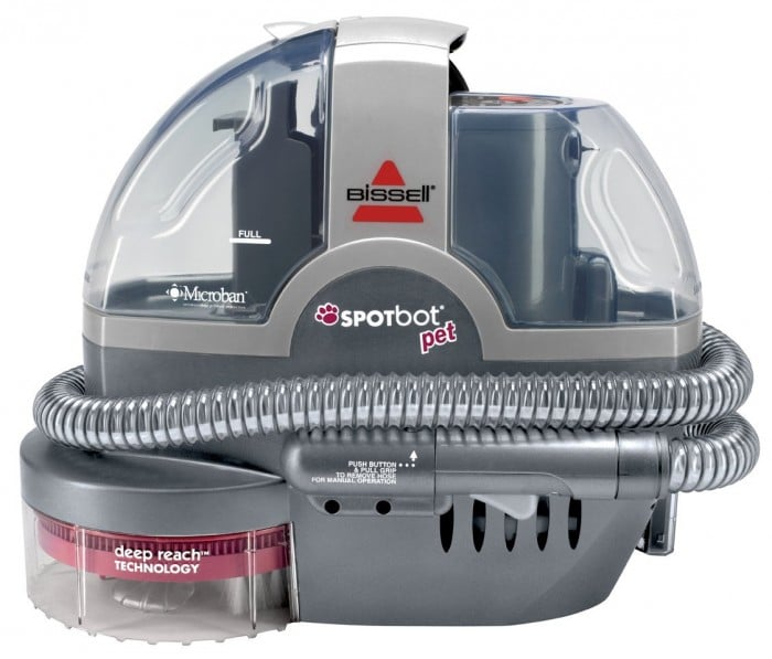 Spotbot Pet Handsfree Spot and Stain Cleaner with Deep Reach Technology by Bissell