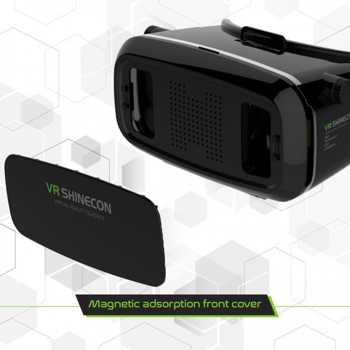 Tepoinn 3D VR Glasses