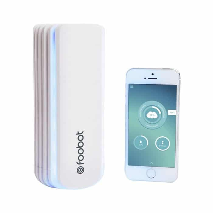 Indoor Air Quality Monitor by Foobot