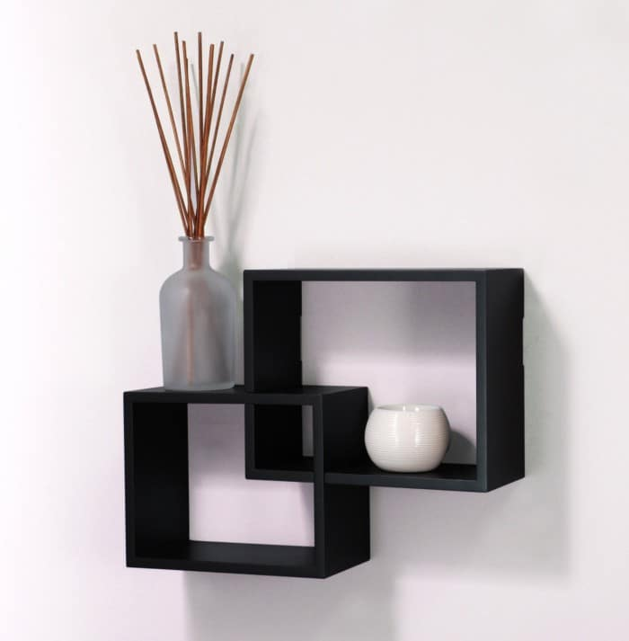 nexxt Link Overlapping Wall Shelves