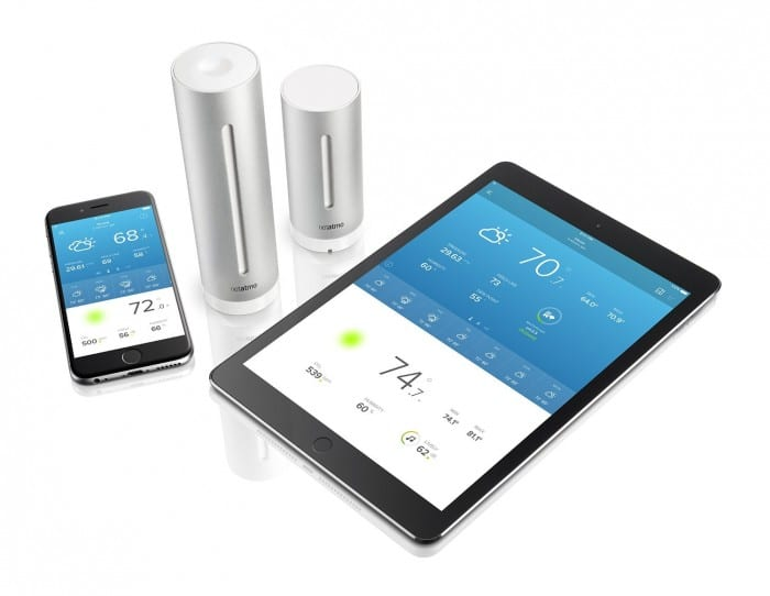 Weather Station for Smartphone by Netatmo