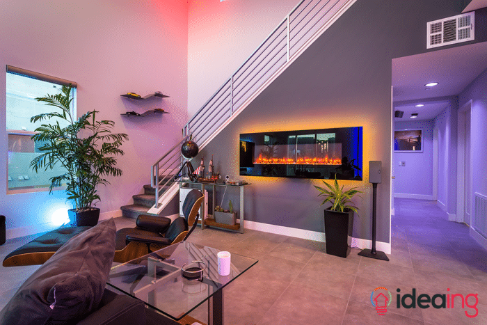 7 ideas to use philips hue lightstrips philips hue lighting home aloadofball Gallery