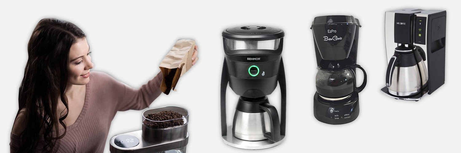 The Best Smart Coffee Makers Of 2019