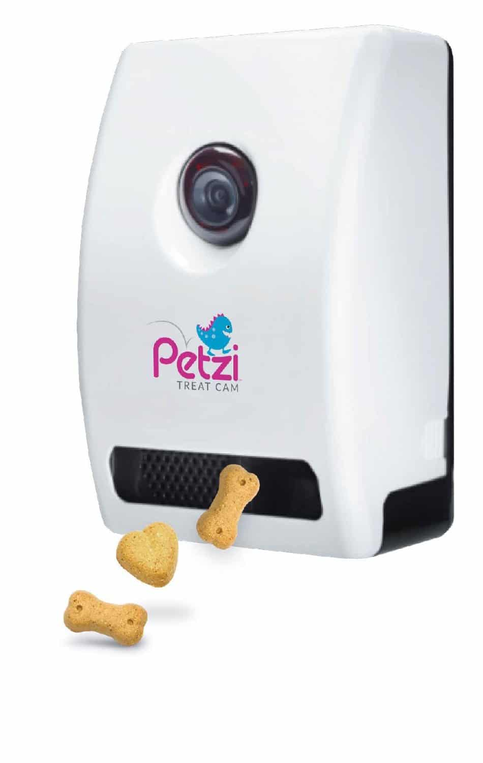 petzi-treat camera