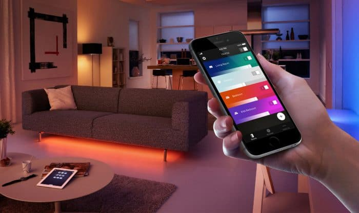 Philips Hue Lights App Phone