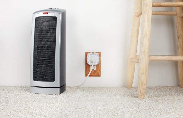 Space Heater Wi-Fi Smart Plug WEMO