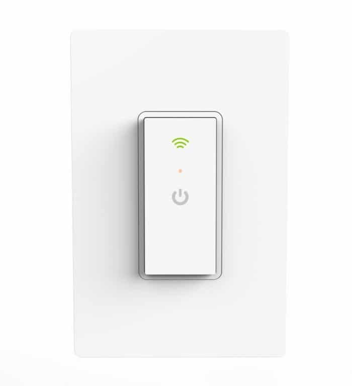 Best smart wifi light switches and plugs 2018 8 ankuoo neo wi fi light switch aloadofball Choice Image