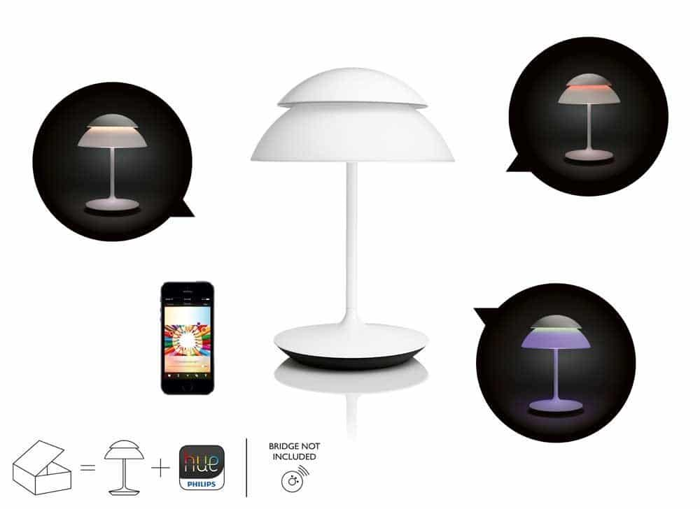 Philips 798082 Hue Beyond Table Lamp