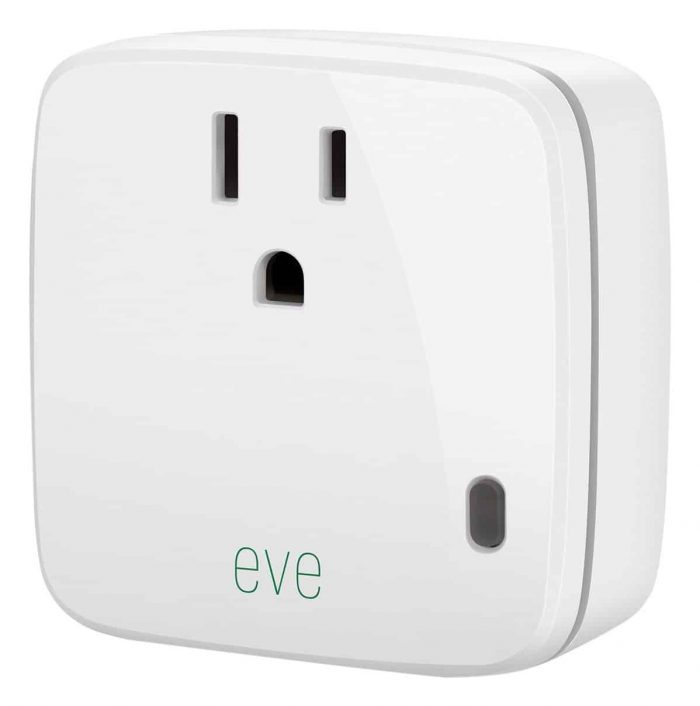 Elgato Eve Energy, Switch & Power Meter with Apple HomeKit Technology