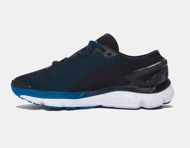 UA SpeedForm Gemini 2.1 Record-Equipped