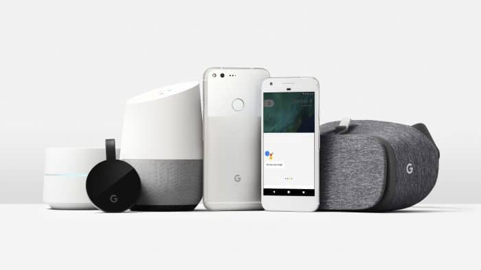 Google Home Made by Google Announcement