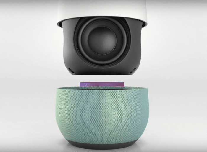 google home smart speaker