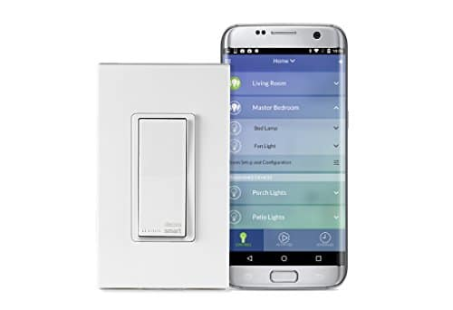 Leviton DW15S-1BZ Decora Smart Wi-Fi Switch