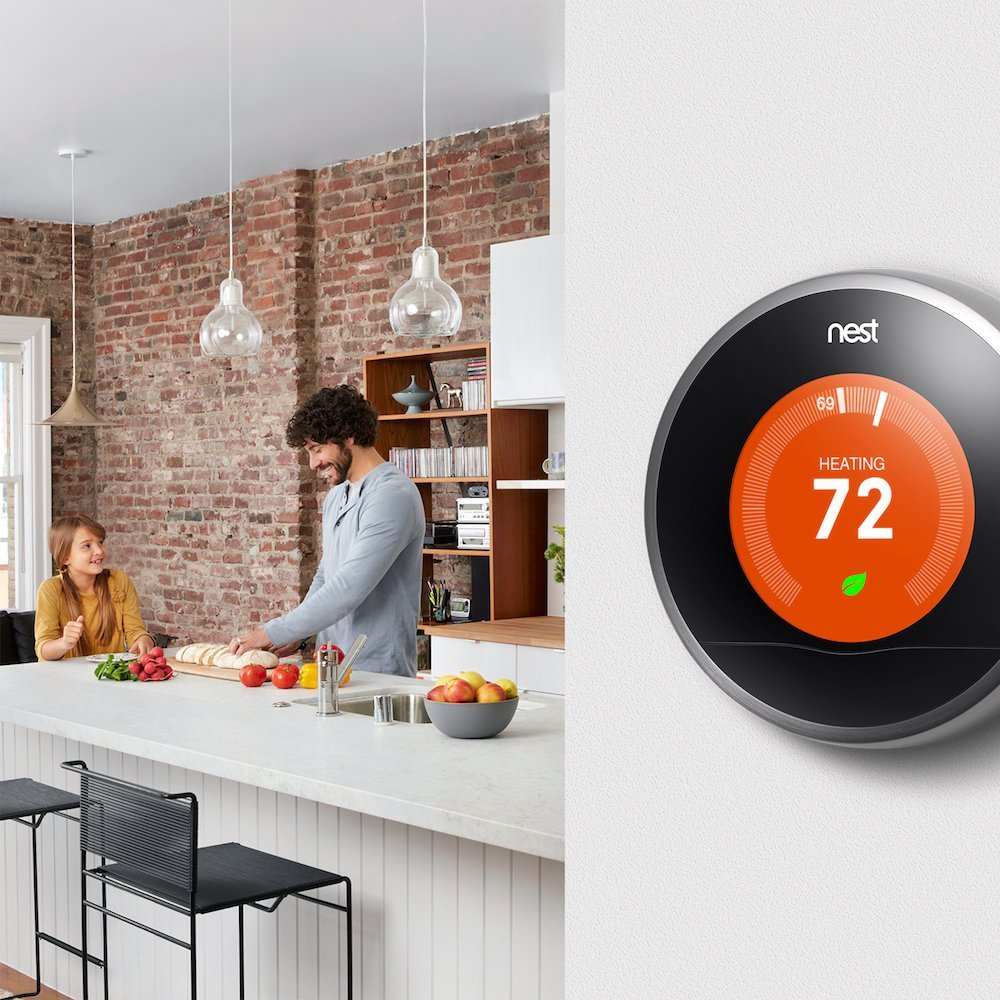 Nest Indoor Security Bundle