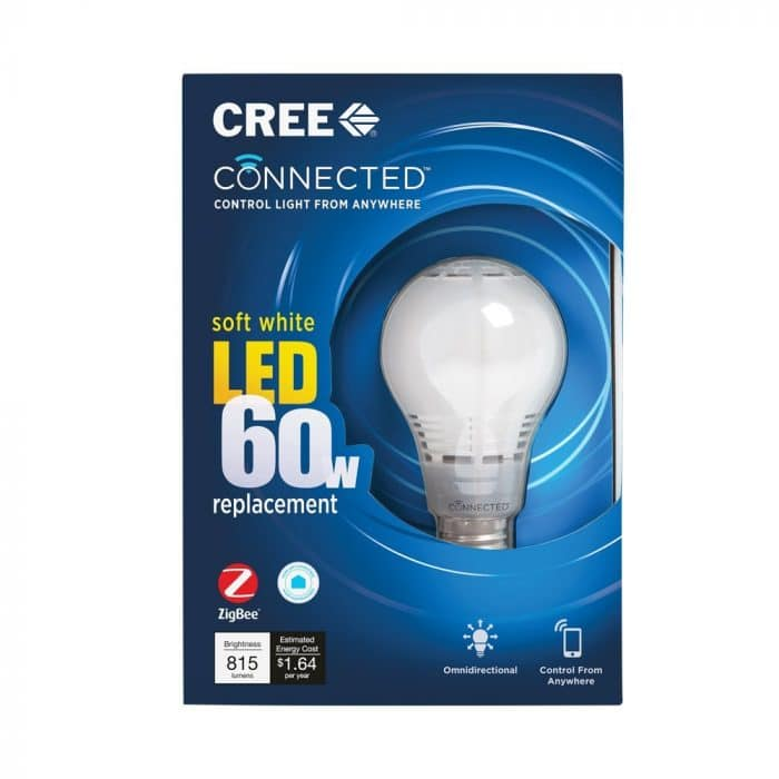 Cree-Connected-White-Light-Bulb