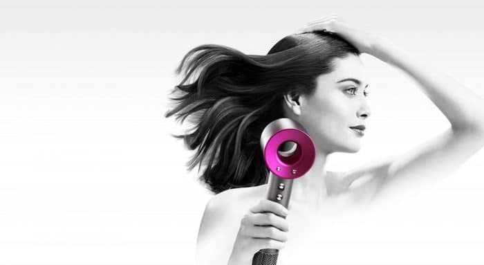 dyson smart hair dryer