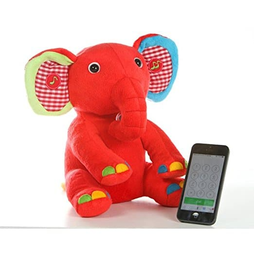 Kumki Bluetooth Elephant Smart Toy