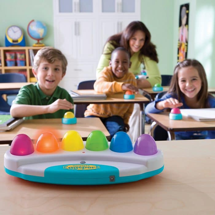 wireless eggspert smart toy