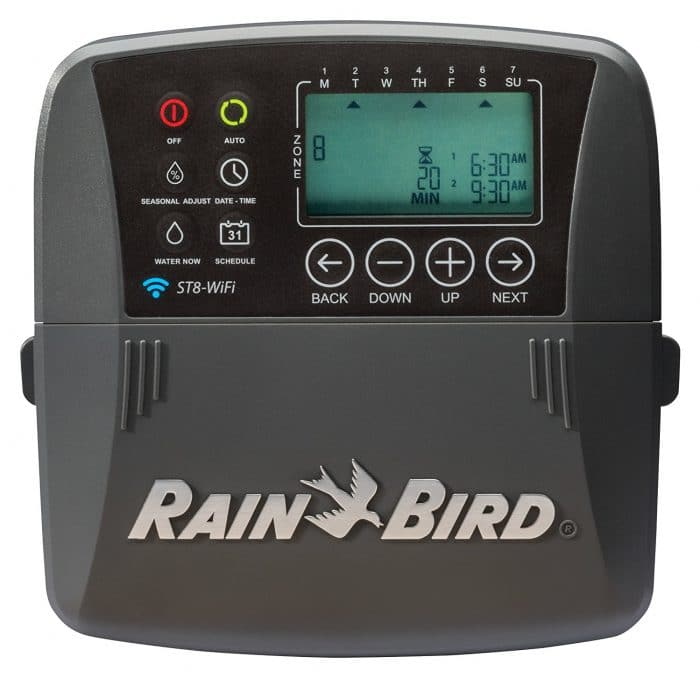 Rain Bird ST8I-WIFI Smart Irrigation Indoor WiFi Sprinkler