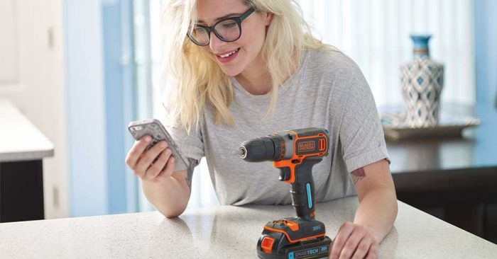 Black and Decker's SMARTECH