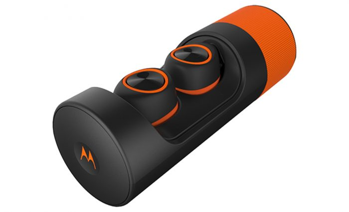 Motorola Verveones Plus wireless Bluetooth earbuds