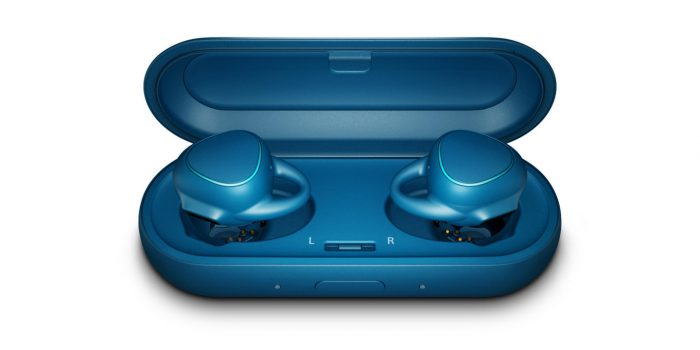 Samsung Gear IconX wireless Bluetooth earbuds