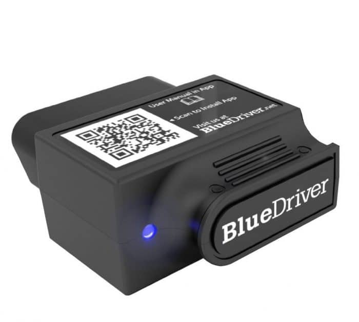 BlueDriver Bluetooth Professional OBDII Scan Tool