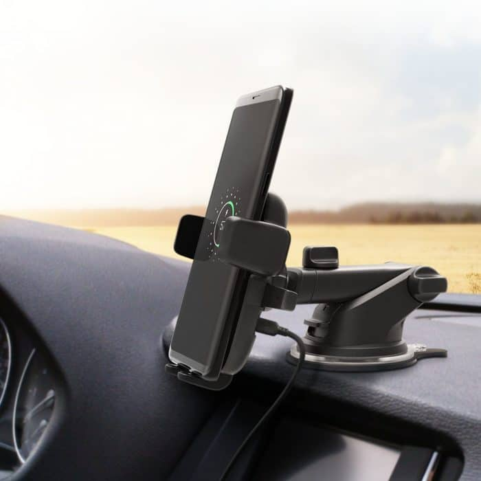 iOttie Easy One Touch 4 Qi Wireless Car Mount with Fast Charge
