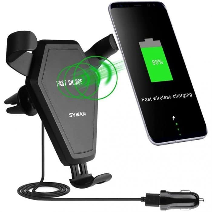 HAOWOKK Fast Wireless Car Charger
