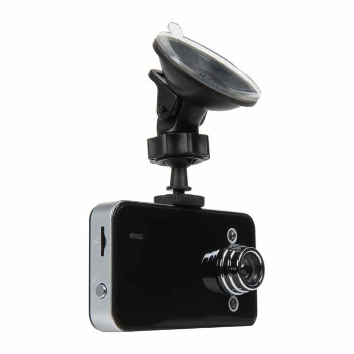 Pilot Automotive DSHCAM1 720p DVR Dash Cam