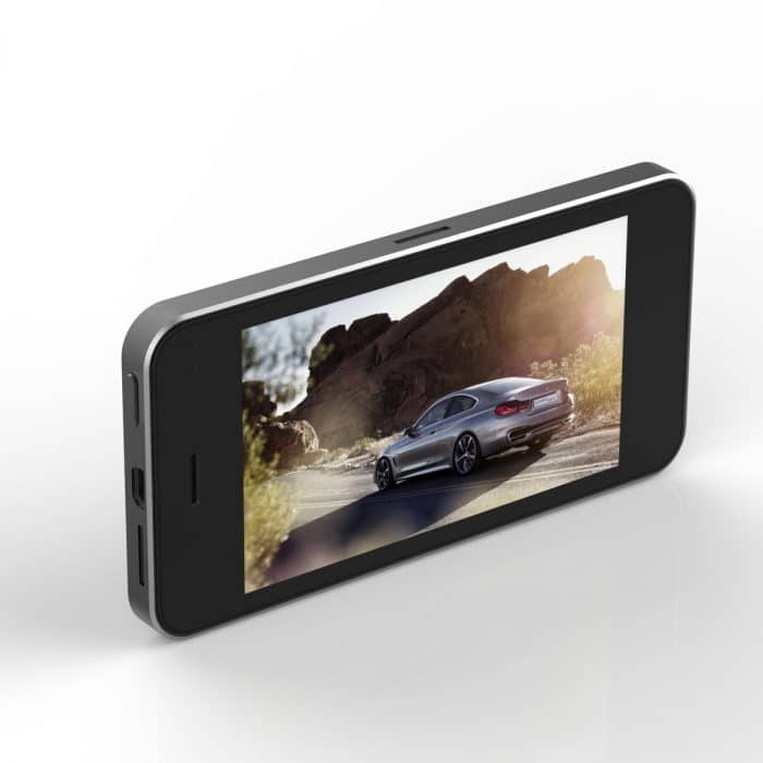 Falcon Zero Touch HD Dash cam