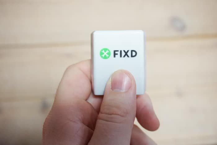 fixd car health monitor unboxing