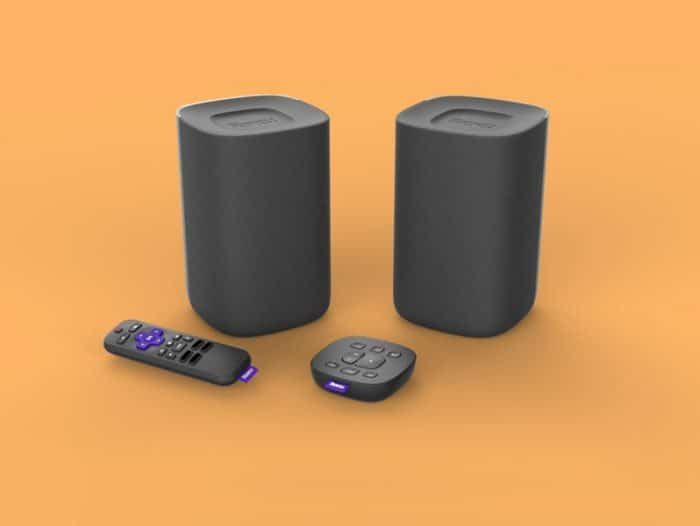 roku tv speakers bundle