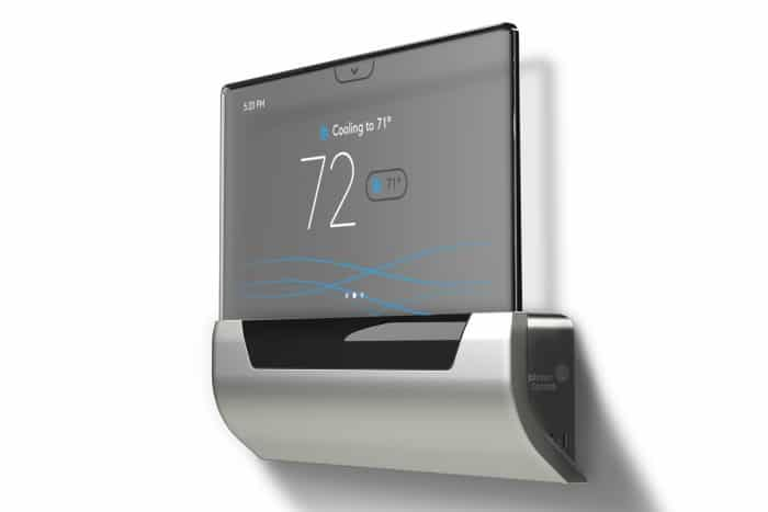 GLAS smart thermostat from Johnson Controls