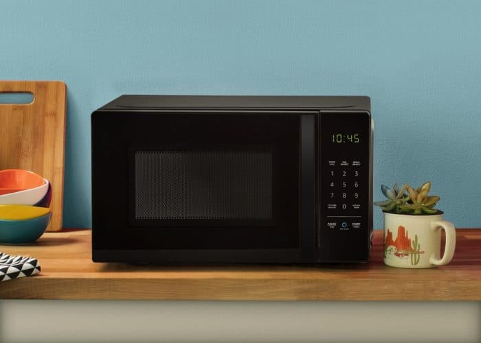 amazon microwave with alexa