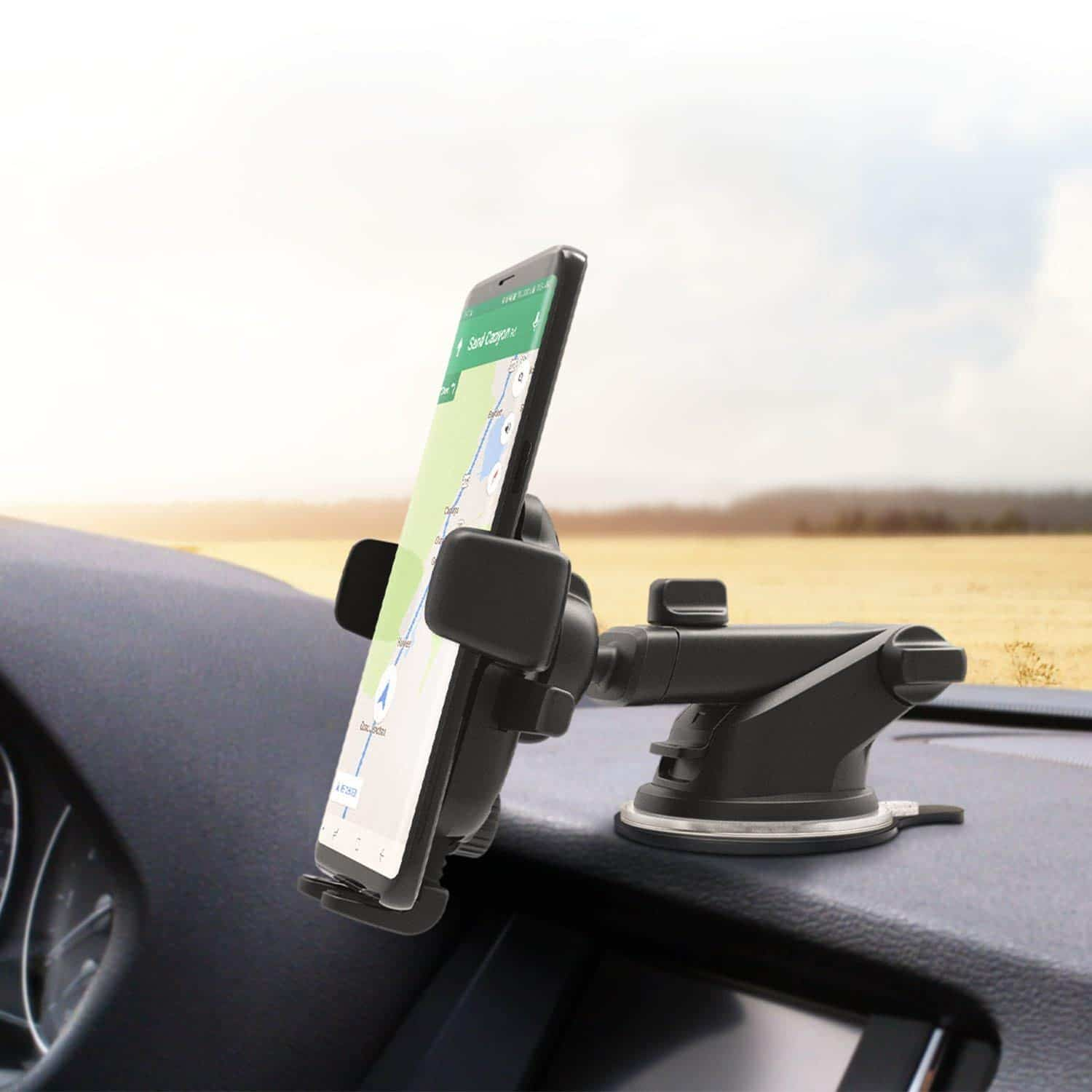 These are the Best Wireless Phone Charging Car Mounts - 2019