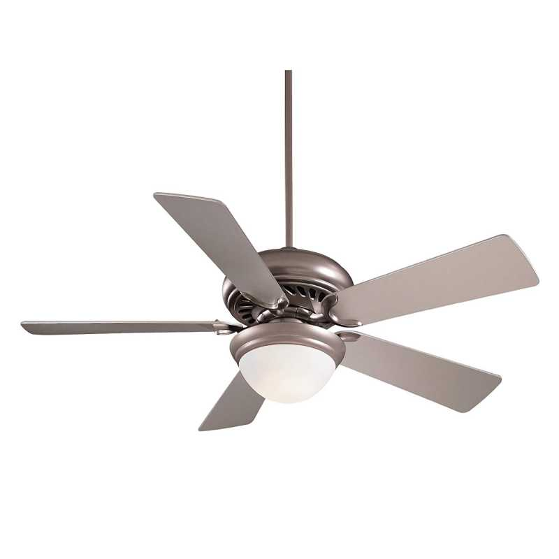 Minka-Aire F569-BS Alexa-Compatible Ceiling Fan