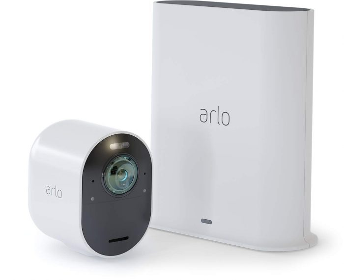 Arlo Ultra 4K UHD Wire-Free outdoor security camera