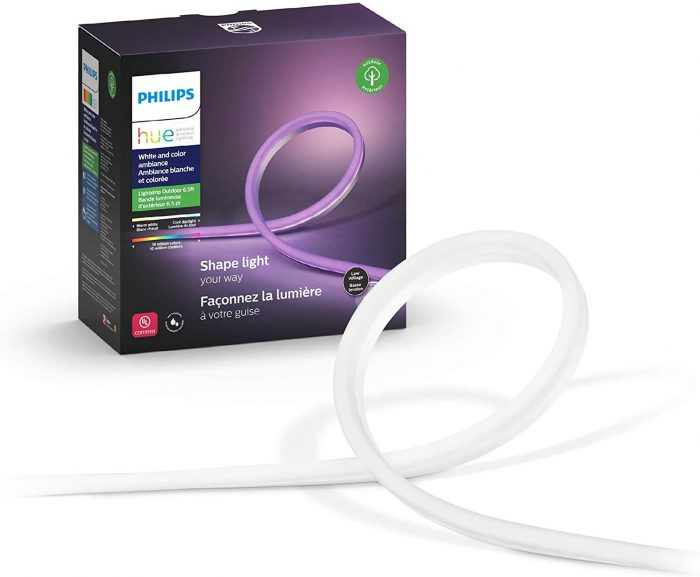 Philips Hue White & Color Ambiance Outdoor LightStrip