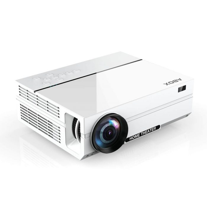 abox a6 projector image