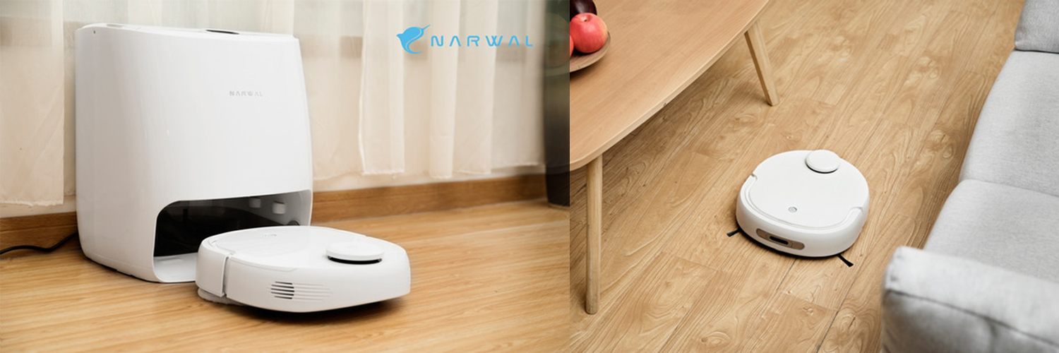 Narwhal Is A Self Cleaning Robot Mop And Vacuum