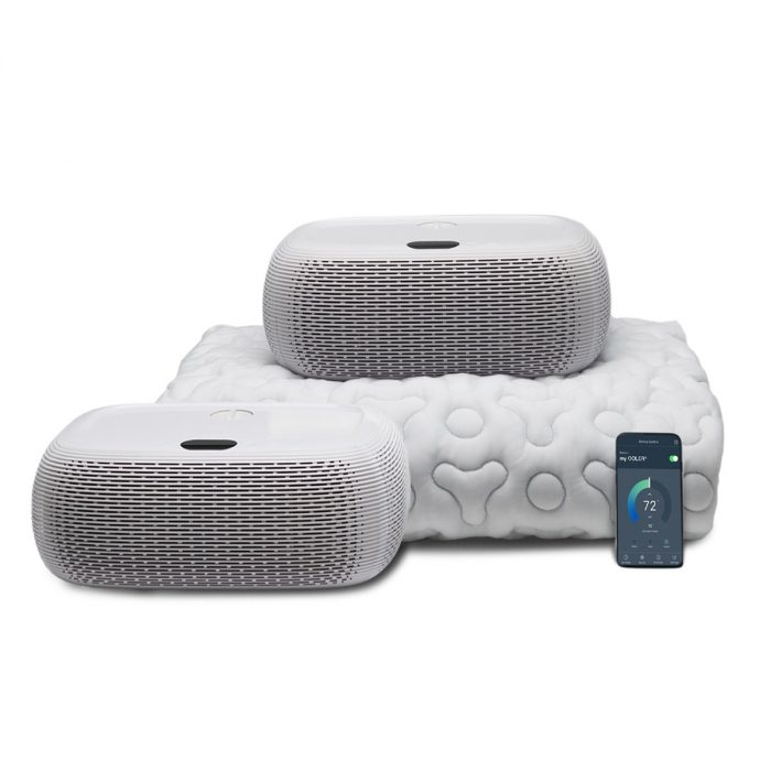 Chili Ooler - Ooler Sleep System - Dual Zone