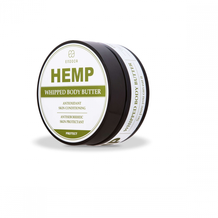 CBD Body Butter moisturizes and nourishes skin