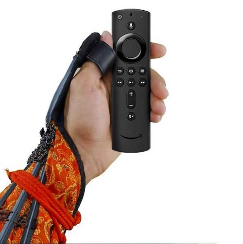 Amazon Fire TV Stick 4K streaming device